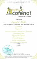 certificacion de cofenat
