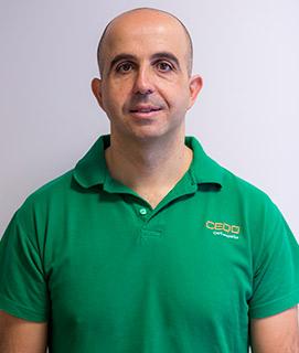 Jose Carlos Alvarez director centro ceqo